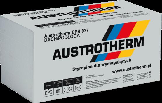 Austrotherm EPS 037 Dach Podłoga. Styropian na dach podłogę