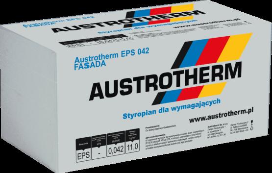 Austrotherm EPS 042 Fassada. Styropian na fasadę