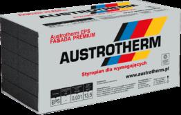 Austrotherm EPS Fassada Premium. Styropian elewacyjny, lambda 0,031