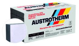 Austrotherm EPS Fassada Premium Reflex. Styropian grafitowy z powłoką ochronną - farba refleksyjna