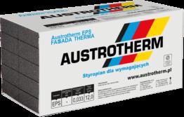 Austrotherm EPS Fassada Therma. Styropian na fasadę