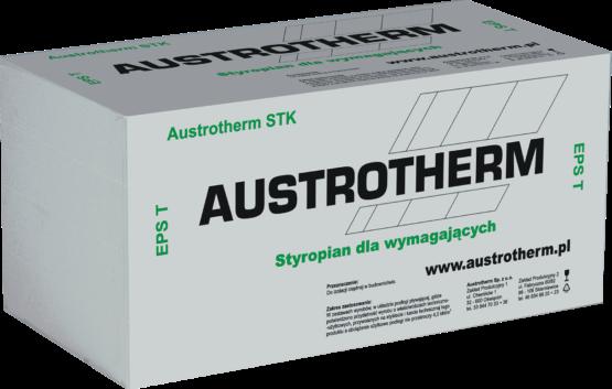 Austrotherm STK EPS-T. Styropian akustyczny