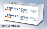 EPS 150 parking marki Swisspor to biały styropian na parking i do garażu