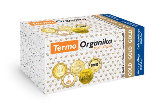 Termo Organika GOLD dach podłoga, styropian na podłogę i dach
