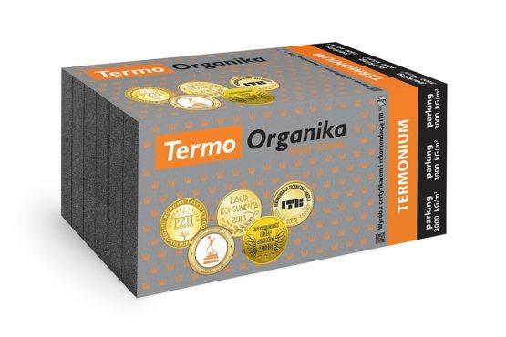 Termo Organika TERMONIUM parking, styropian na parking