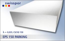 Swisspor EPS 150 parking od hurtowni styropianu Styroshop