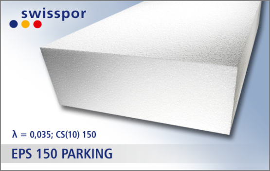 Swisspor EPS 150 parking od hurtowni styropianu Styroshop