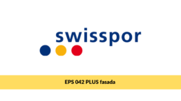 Swisspor PLUS fasada, biały styropian elewacyjny