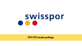 Swisspor EPS 70 fasada, podłoga; biały styropian na fasadę i podłogę
