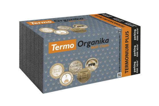 Termo Organika TERMONIUM PLUS parking. Styropian parkingowy