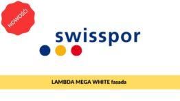 LAMBDA MEGA WHITE fasada - styropian grafitowy z białą powłoką ochronną i karbowaną stroną klejenia