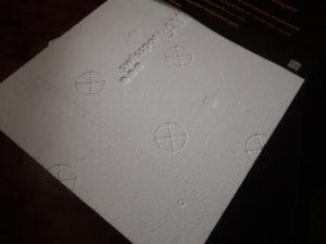 LAMBDA MEGA WHITE - strona z białą warstwą EPS