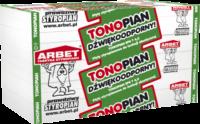 Arbet - Tonopian - styropian akustyczny na podłogę